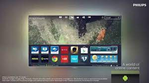 2014 Philips TV powered by Android™ - YouTube