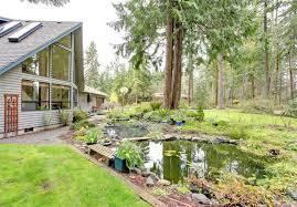 Exterior  Backyard Waterfalls And Ponds Backyard Ponds Pond Small Ponds In Backyard