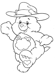 Small Picture 115 best colouring care bear images on Pinterest Care bears