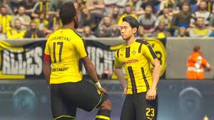 Borussia Dortmund takımı da PES 2019'da olmayacak