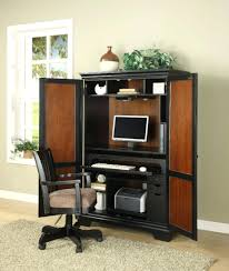 home office desk armoire. simple desk home office 5418 furniture armoire for fice ideas with solid wood design