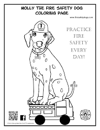 Small Picture Fire Safety Coloring Pages Free Printable Fire Truck Coloring