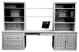 desk components for home office. Custom Home Office :. Desk Components For
