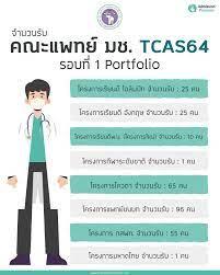 มาแล้ว!!! จำนวนรับคณะแพทย์ มช. #dek64... - Admission Premium