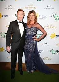 Ronan Keating, Kylie Gillies - Ronan Keating Photos - Emerald And Ivy Ball  - Zimbio