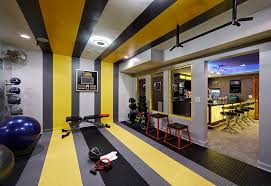 basement home gym. basement gym ideas home contemporary with equipment workout weight room