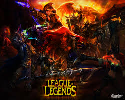 League Of Legends Wallpaper by ...