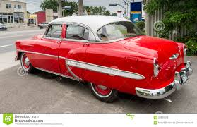 Chevrolet Bel Air 1953 Front View Editorial Image - Image: 56614170