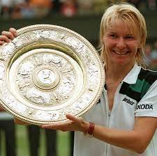 Wimbledon-Siegerin Jana Novotna ist tot
