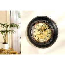reproduction wall clocks french provincial wall clocks wall decor the home depot round brown antique reproduction reproduction wall clocks  on art deco wall clock reproduction with reproduction wall clocks antique reproduction clocks replica antique