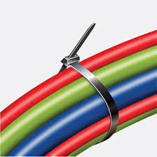 Cable Ties Size 2 Black Pack Of 100