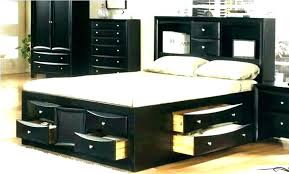 queen size bed with storage underneath – inak.info