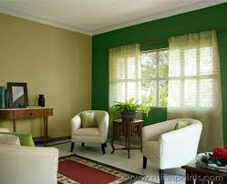 wall color combination