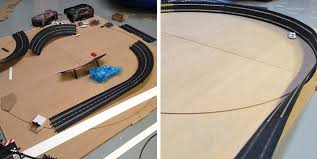speed guy martin scalextric wall of death project wall of death build