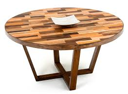 rustic round dining table. Modern Round Contemporary Wood Dining Table Made Reclaimed Woods In Rustic .