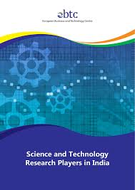 Science And Technology Research Players In India