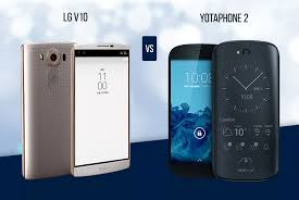 LG V10 vs. YotaPhone 2 – Two Screens Are Better Than One ...