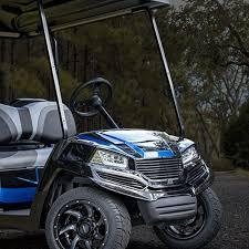 madjax and mjfx golf car accessories