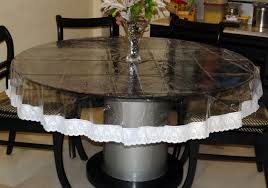 round dining table cover round table ideas brilliant ideas of