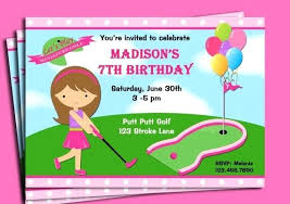 Golf Invitation Template Golf Invitation Templates Free You Can Buy Birthday Invitations Card