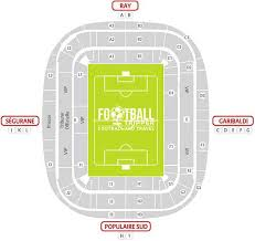 Allianz Field Seating Chart Allianz Riviera Stadium Ogc Nice Guide Football Tripper