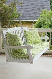 How To Build A Porch Swing Best 25 Outdoor Swing Chair Ideas On Pinterest Outdoor Areas