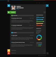 Resume Portfolio 9 Shiftcv Blog Resume Portfolio Uxhandy Com