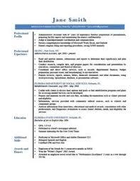 Dark Blue Formal Resume Template Free Downloads Resume Genius