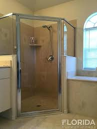 framed glass shower door framed enclosures shower doors manufacturer framed glass shower door seal replacement