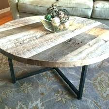 round wood and metal end table round wood and metal end table wood metal end table