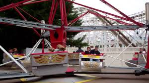 scrambler at hersheypark youtube