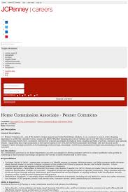 Jcpenney Associate Home Commission Associate Job At Jcpenney In Davenport Fl