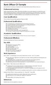Banking Resume Examples Pinterest Sample Resume And Resume
