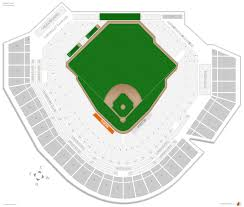 Detroit Tigers Seating Chart Detroit Tigers Seating Guide Comerica Park Rateyourseats Com