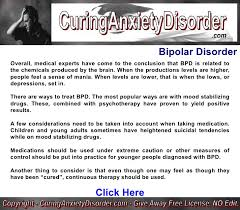3 ways to treat bipolar bipolar disorder curing anxiety disorder