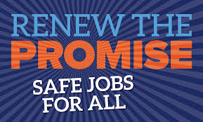 Memorial day and labor day are often referred to as bookend holidays, marking the beginning and end of the summer holidays in the united states. Workers Memorial Day 2021 Renew The Promise Safe Jobs For All United Steelworkers