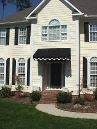 front door awningResidential Door and Window Awnings