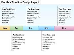 Business Context Diagrams Timeline Design Laypout Powerpoint ...