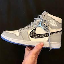 DIOR Air Jordan 1 First Look | SneakerNews.com