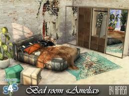 Amelia bedroom at Aifirsa » Sims 4 Updates