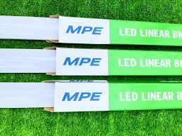 Combo 3 Đèn Led Bán Nguyệt 1m2 ( 1,2m ) MPE Công Suất 36W Ánh Sáng Trắng  6500K - Bóng đèn