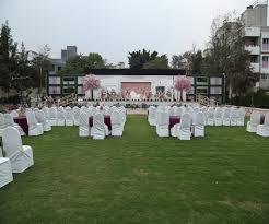 Indian Marriage Lawn Design Pratham Vishwa Lawns Hadapsar Pune Indian Wedding