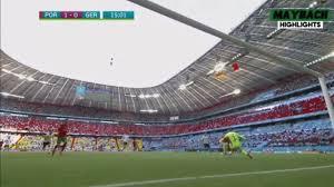 Portogallo - Germania 2-4☹️ - YouTube