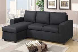 black fabric sectional sofas. Brilliant Fabric Akeneo Black Fabric Sectional Sofa To Sofas I
