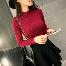2017 <b>New</b> Brand Spring <b>Autumn Fashion</b> Women sweater <b>tight</b> Solid ...