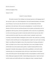 argumentative essay on veganism esl section professor  most popular documents for esl 015