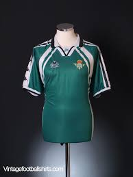 Shirt Xl Betis Real Sale For 1997-98 Third