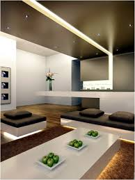 modern decor for living room. opt for led integrated lighting modern living room - 50 decorating ideas with a twist decor n
