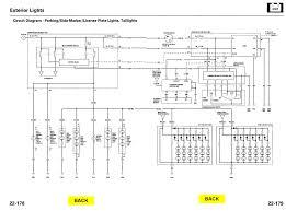 Acura Tl Brake Light Failure Sensor 2006 Tl Tail Lights Stay On Acurazine Acura Enthusiast