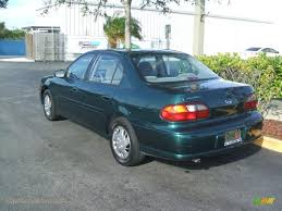 Malibu 99 chevrolet malibu : 1999 Chevrolet Malibu Sedan in Dark Jade Green Metallic photo #4 ...